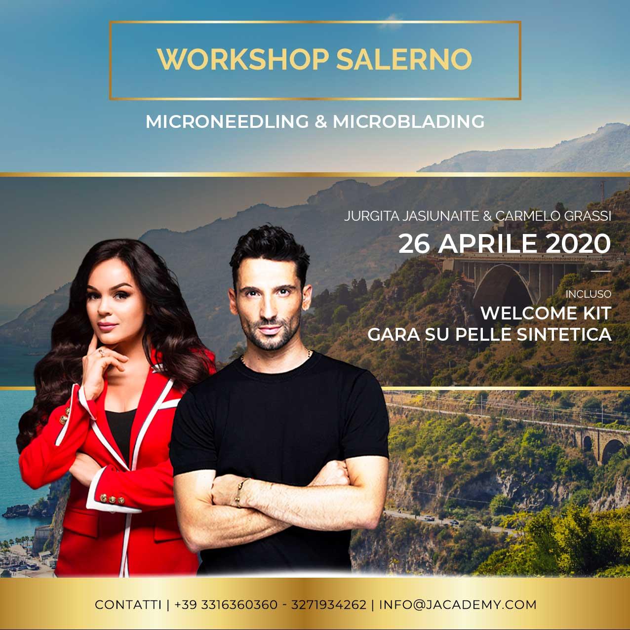 workshop salerno